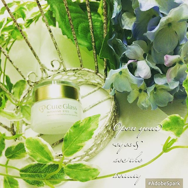 #cosme #cosmetics #skincare #スキンケア#soinsdelapeau #化粧品 #コスメ #madeinjapan #beauty #CG #CuteGlass #japan #happy #beauté #glass #硝子 #flower #flowers (N)