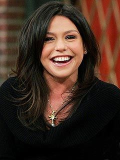 Rachael Ray! She is always filled with joy!
