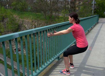 keep fit with BoNo: S mostem pro krásné nohy
