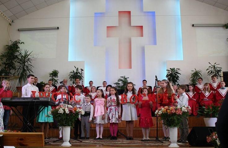 Празднование Пасхи в Библейской Церкви