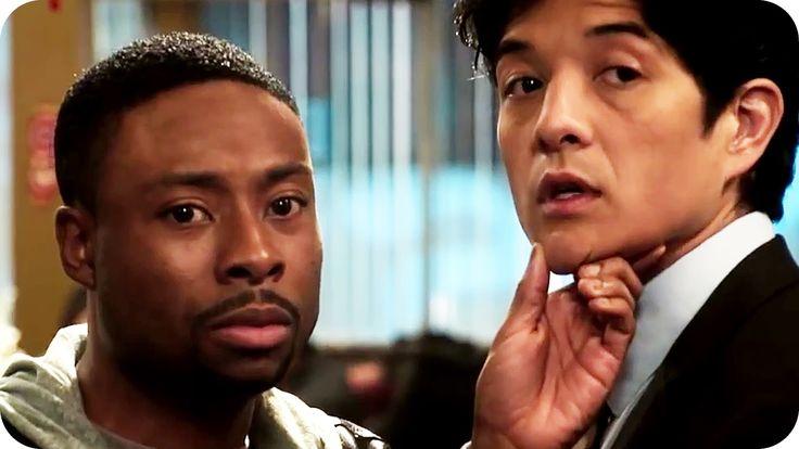 RUSH HOUR Season 1 TRAILER (2016) CBS Reboot
