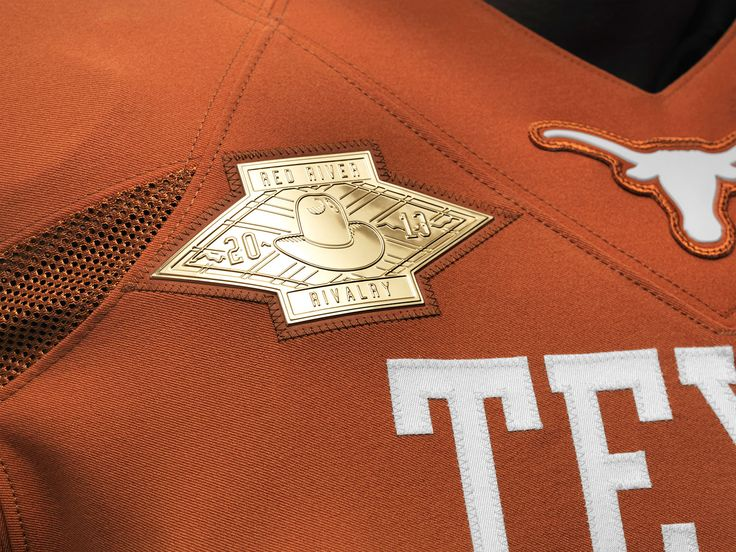 Texas Football will wear special uniforms designed by Nike for the 2013 AT&T Red River Rivalry. Every year, Texas and OU travel to Dallas to settle a score and play for control of the coveted Golden Hat trophy.