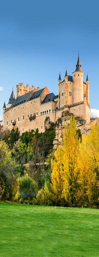 Segovia Castle, Segovia, Spain