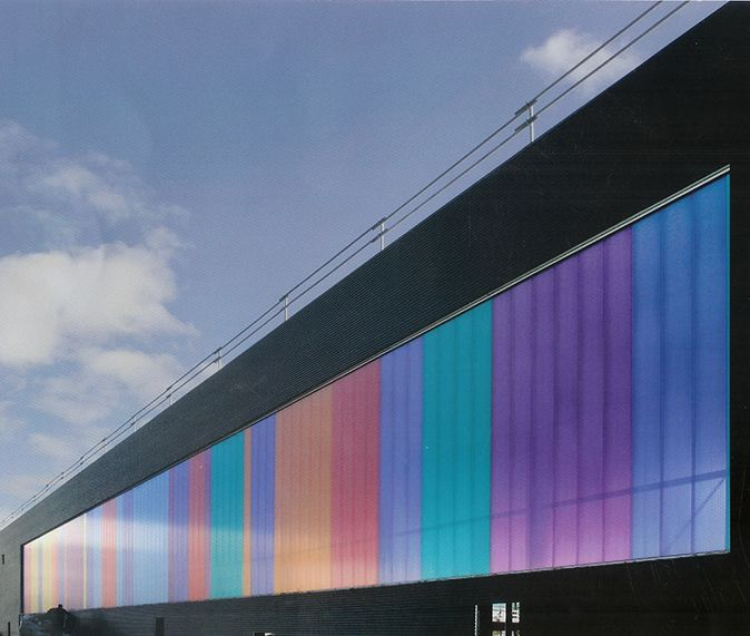 Polycarbonate Multiwall Sheets, Modular Panels & System ...