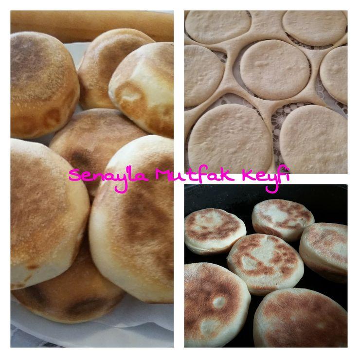 Senay'la Mutfak Keyfi: Tavada Minik Ekmekler Tarifi