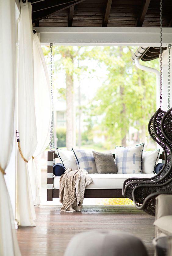86 best Hamacas  Sillas Colgantes images on Pinterest Balconies