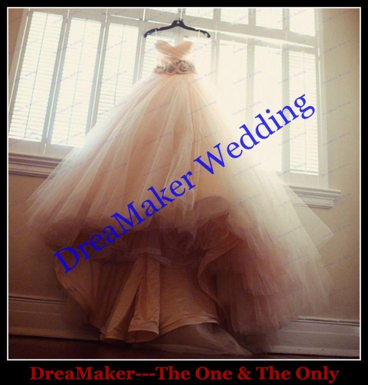 Barato Whs074 Real vestido de casamento da amostra de luxo de alta qualidade querida nupcial do casamento vestidos inchados vestidos de noiva Champagne vestido de baile, Compro Qualidade Vestidos de noiva diretamente de fornecedores da China:                       Bem-vindo & agradável                                 Clique aqui para