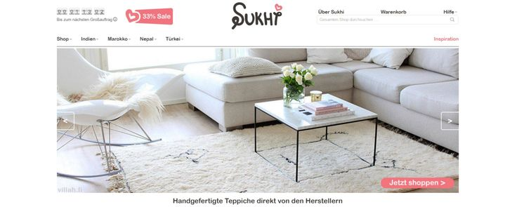 Sukhi – Handgefertigte Teppiche