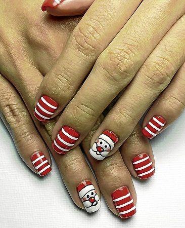Modele unghii pentru sarbatorile de iarna on http://www.beashop.ro/blog/modele-unghii-pentru-sarbatorile-de-iarna/