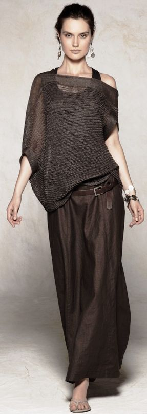 Sarah Pacini. Would never be tall enough to wear this but here's my chocolate obsession!