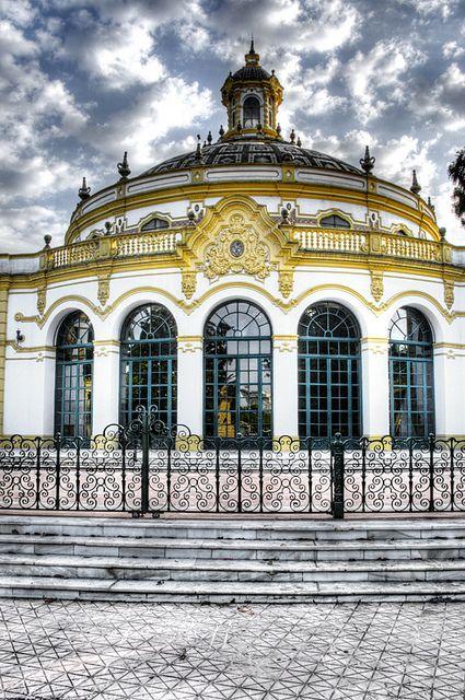 Teatro Lope de Vega, Sevilla, España