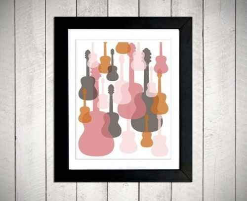 20 music-themed ideas for a nursery
