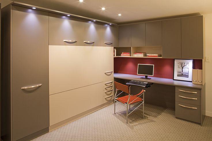 Custom Wall Beds | Interfar Custom Furniture