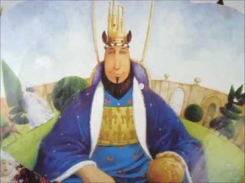 ▶ El Rey con orejas de caballo - YouTube