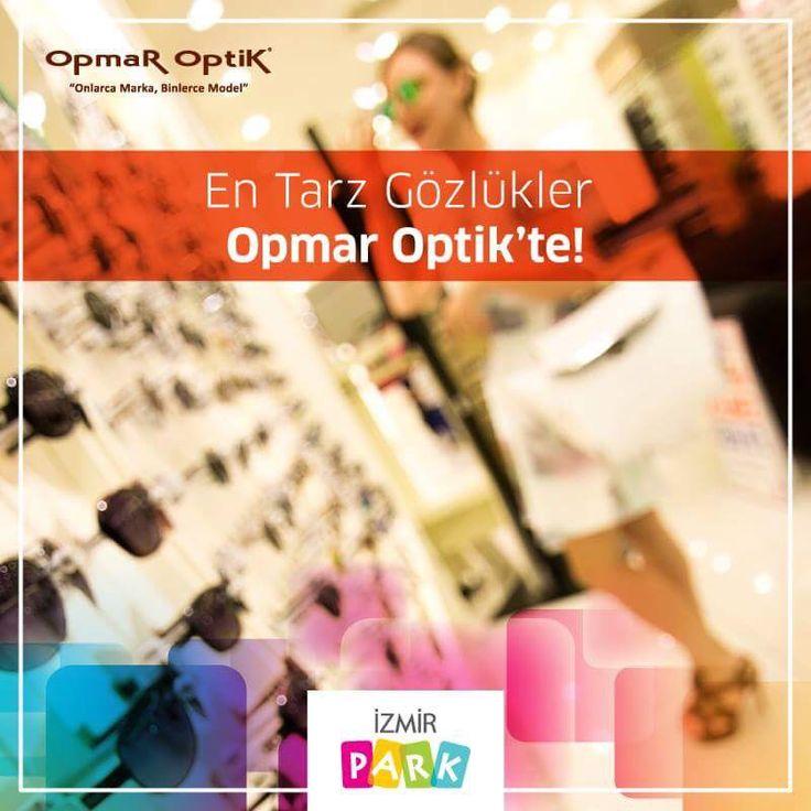 Tarzına yakışan gözlük Opmar Optik'te seni bekliyor!