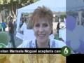 """La activista social e integrante de la organización """"Bien Muchos por la Paz"""" Marisela Moguel, está lista para ser la candidata del Partido de la Revolución Democrática (PRD), a la Presidencia Municipal de Guadalajara; Si el partido del sol azteca le hace la invitación."""