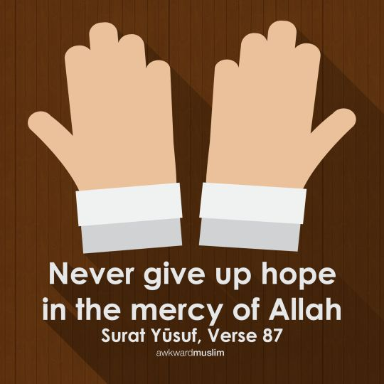 Allah is the most forgiving, He is the most merciful, and we should turn to Him, ask Him for forgiveness.