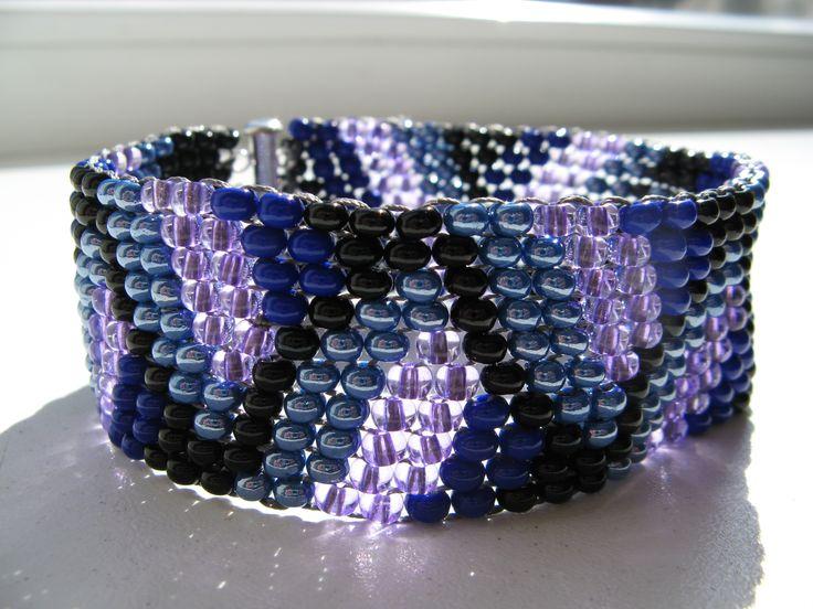 My peyote bracelet