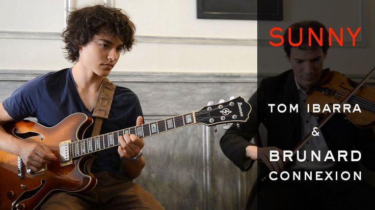 Sunny (cover) Bobby Hebb-Tom Ibarra & Brunard Connexion-Festival Jazz Pu...