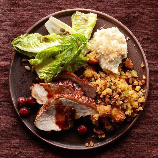 Super Speedy (Last Minute!) Turkey Dinner