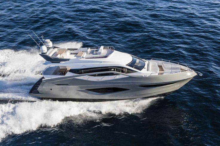 3 units are already sold ahead of the Numarine 60 yacht's world premiere at Yachts Miami Beach.