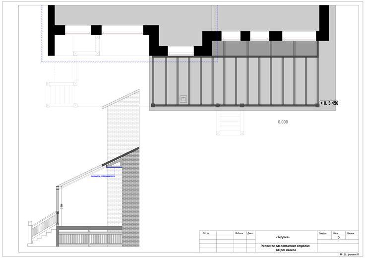 проект террасы,проект веранды, дизайн-проект террасы,эскизный проект