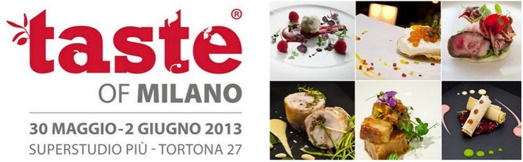 Quattordici ristoranti in contemporanea? Al Taste of Milano!
