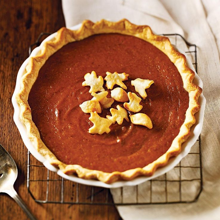 Fresh Pumpkin Pie Recipe -In my opinion, there's no contest as to which pie is best. No matter how good your canned pumpkin is, it will never match fresh pie filling made with traditional spices.—Christy Harp, Massillon, Ohio