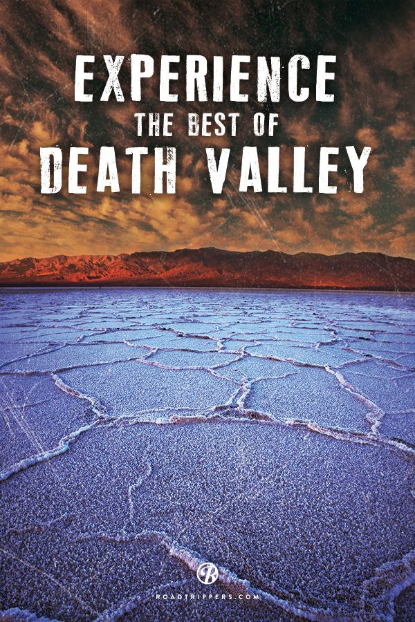 Weird phenomena occurs at Death Valley National Park. Investigate it yourself!