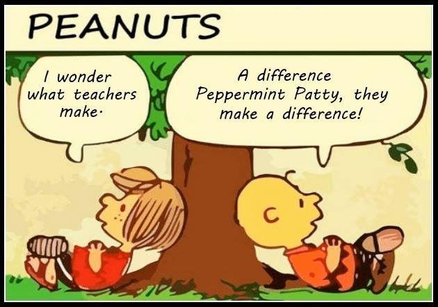#teachers #makeadifference