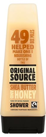 Original Source – Shower Gels & Skin Care Packed With Natural Stuff
