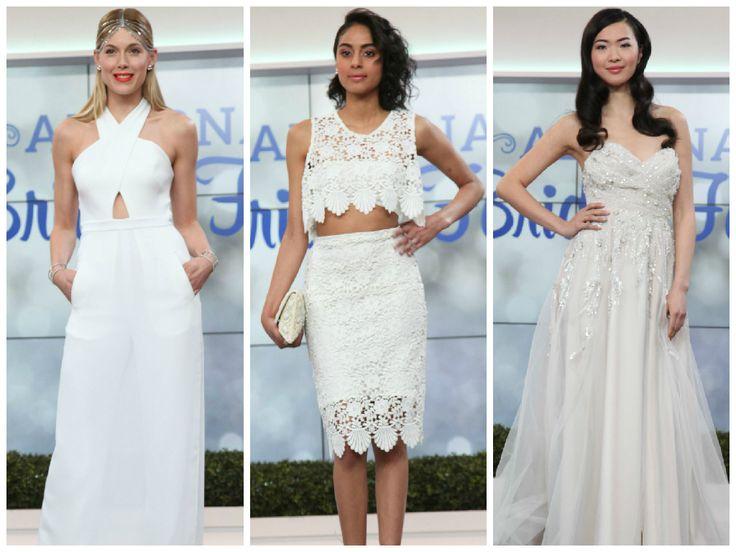 Alternative bridal fashion for your big day