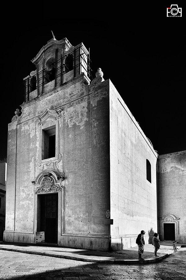 Favignana's Church by Fabio Porcelli on 500px