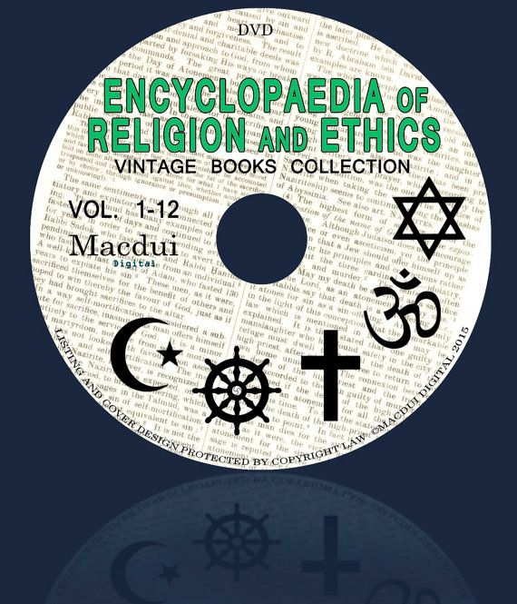 The Encyclopaedia of Religion and Ethics 1908 by MacduiDigital