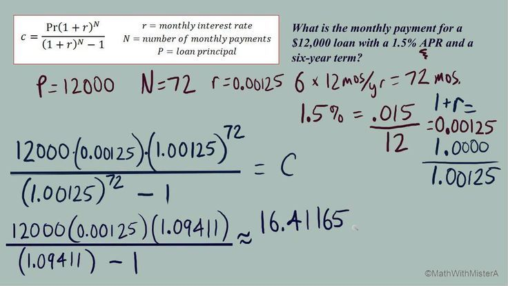 Mortgage Calculator 2019 How To Use The Monthly Payment Formula