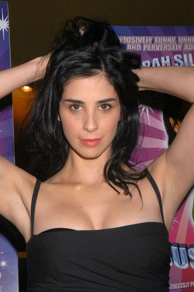 Funniest female comedian! Sarah Silverman