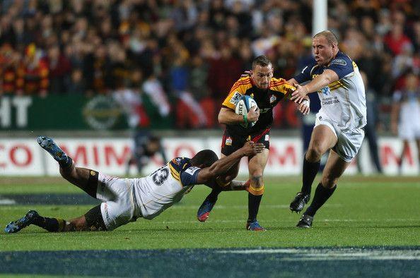 Aaron Cruden - Super Rugby Final - Chiefs v Brumbies