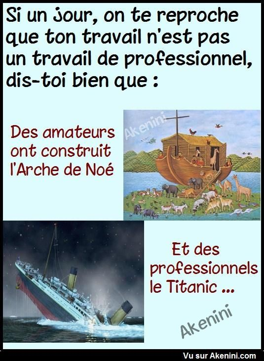 Akenini.com - Humour au bureau - office humor