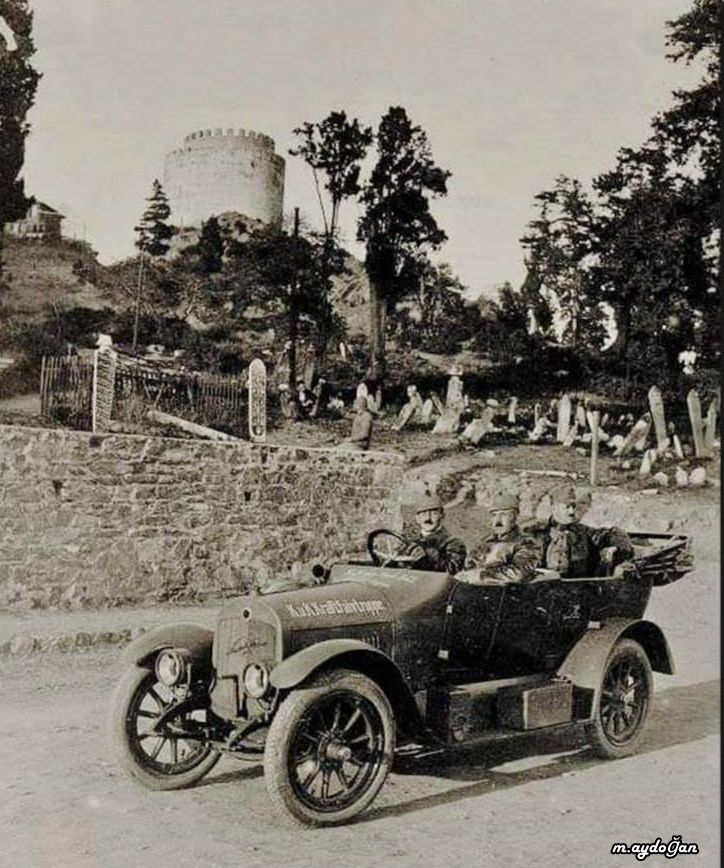 Aşiyan - 1916