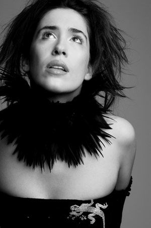 Imogen Heap. (Also singer in Frou Frou) Also one of my top time favorite singers.
