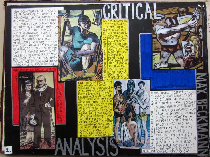 Ib Art Workbook Examples | IB Visual Arts Workbook