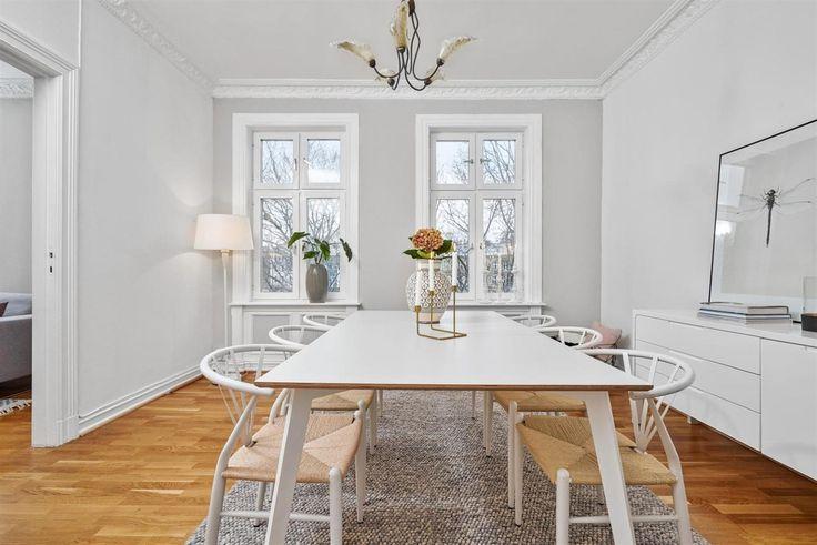 FINN – ALEXANDER KIELLANDS PLASS - Sjarmerende 3-roms selveier med balkong, god takhøyde og rosetter/stukkatur. Populær beliggenhet!