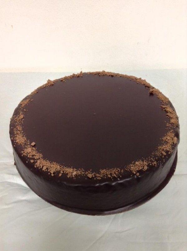 Classic Chocolate Mud Cake - The Chocolate Cake Company