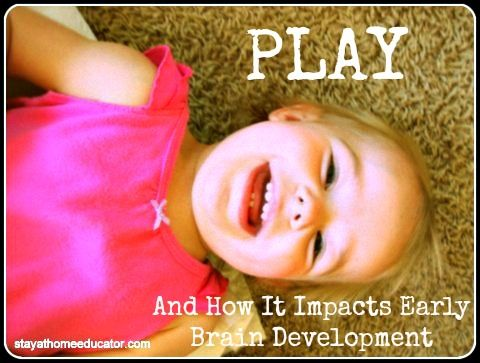 importance of play in early childhood development pdf