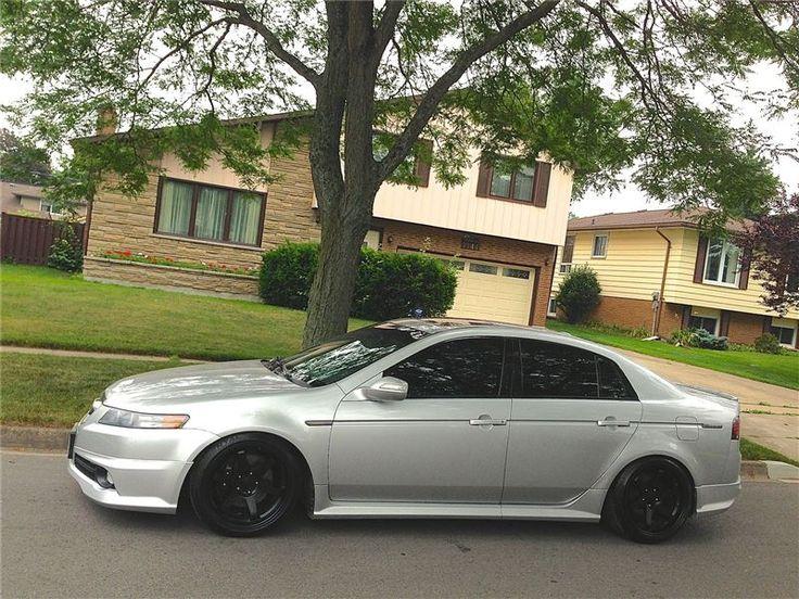 """""""Car - 2007 Acura TL TYPE S in NIAGARA FALLS, ON  $14,500"""""""