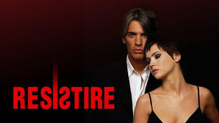 Resistiré fue una telenovela argentina producida por Telefe Contenidos que se estrenó el 13 de enero de 2003 por la pantalla de Telefe. E...