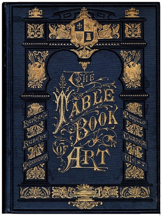 The Table Book of Art