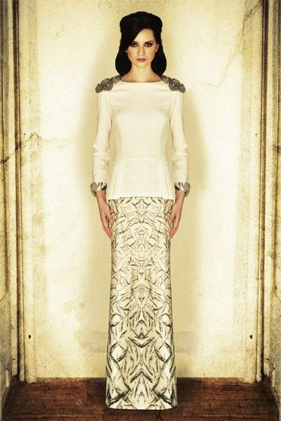 Jovanita - White