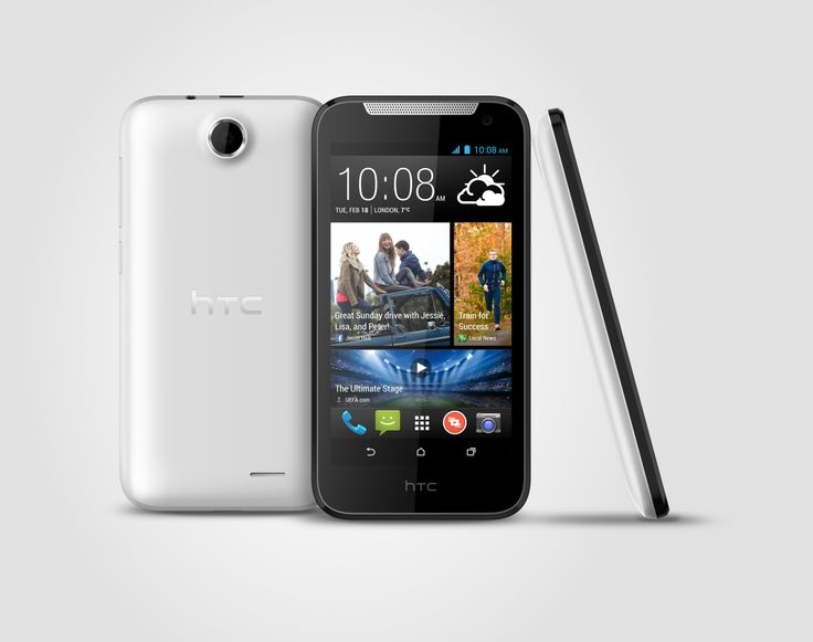 HTC Desire 310: massima performance, massimo valore.