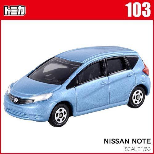三民網路書店>TOMICA小汽車 NO.103-NISSAN NOTE @costco